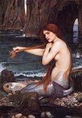 Waterhouse_a_mermaid_2