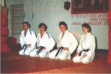 Au SAMURAI 1990