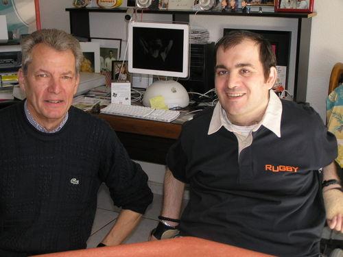 Avec Jean-Paul